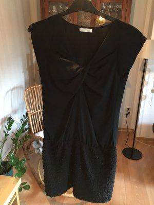Promod Sequin Dress black