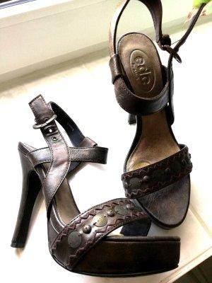edc by Esprit High Heel Sandal bronze-colored