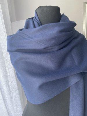 Parideluxe Pashmina bleu foncé