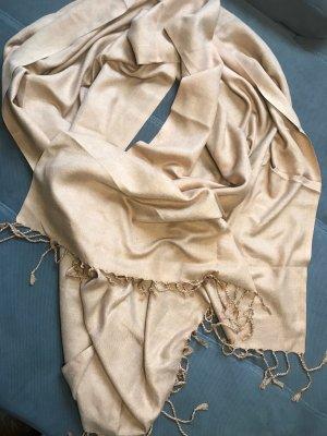 Pashmina 90% cashmere + silk Tuch Schal Stola Wickeltuch