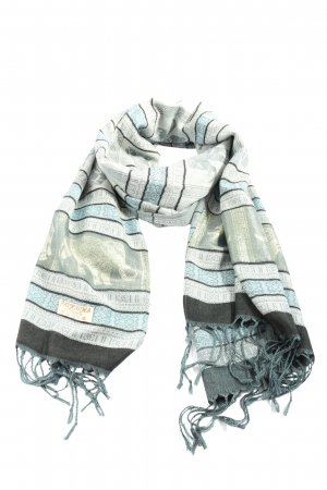 Pashmina Cashmere Scarf allover print casual look