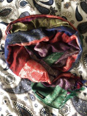 Unbekannte Marke Pashmina multicolored