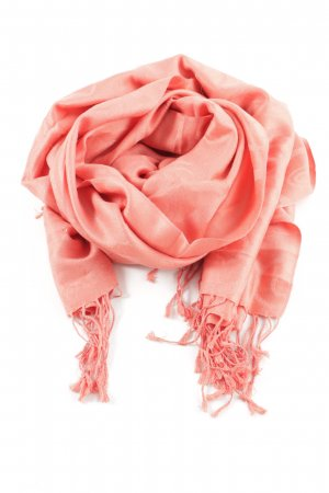Pashmina Pashmina rot grafisches Muster Casual-Look