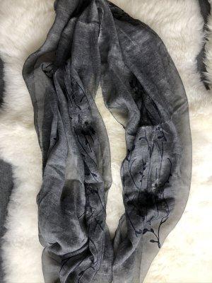 Ohne Pashmina gris anthracite