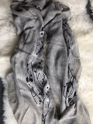 Ohne Pashmina light grey-silver-colored