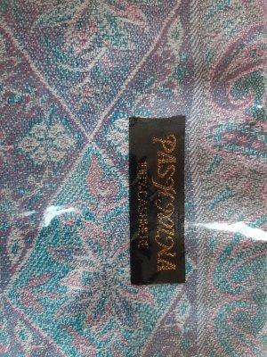 Pashmina Pashmina multicolore cachemire