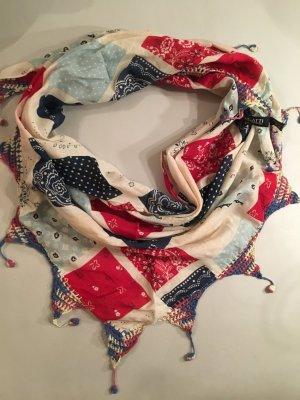 Passigatti Foulard multicolore coton