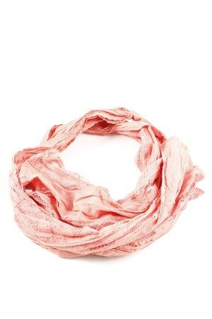 Passigatti Foulard rose style décontracté