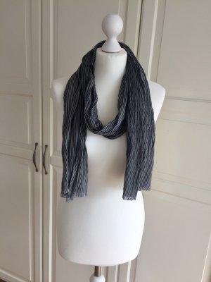 Passigatti Chal veraniego gris-azul oscuro