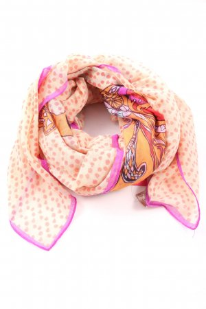 Passigatti Shoulder Scarf allover print casual look