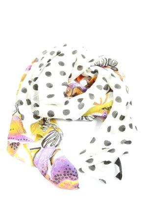 Passigatti Chal veraniego estampado con diseño abstracto look casual