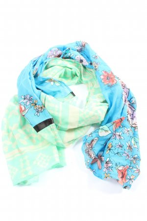 Passigatti Knitted Scarf allover print casual look