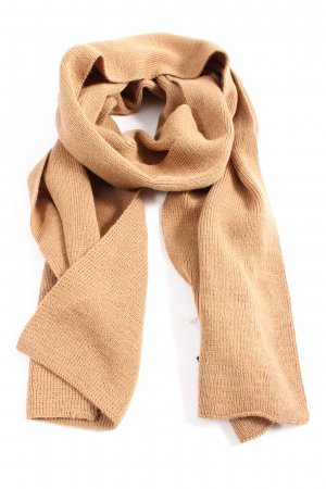 Passigatti Knitted Scarf brown casual look
