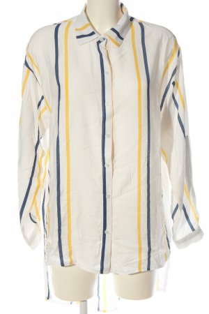 Passport Shirt Blouse striped pattern elegant
