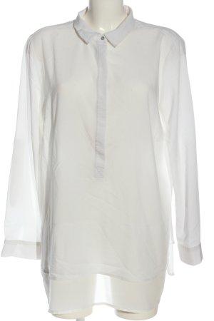 Passport Shirt Blouse white business style