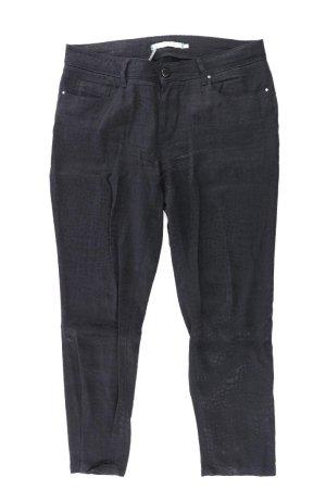 Passport Pantalón de cinco bolsillos negro