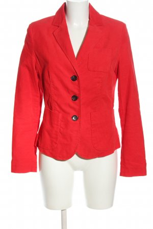 Passport Kurz-Blazer rot Business-Look