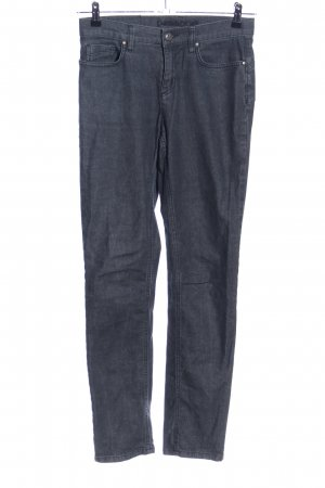 Passport Straight-Leg Jeans hellgrau Casual-Look