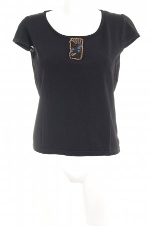Passport T-Shirt mehrfarbig Casual-Look