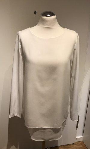 Passport Blusa de túnica blanco