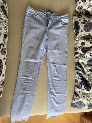 Amisu Stretch Trousers azure