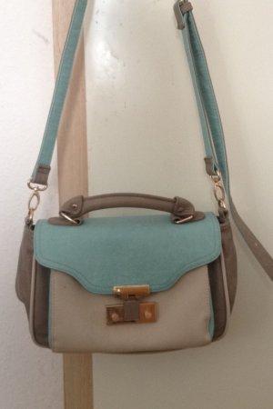 Pastellfarbene Handtasche