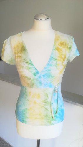 Orsay Batik Shirt multicolored viscose
