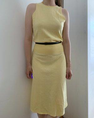 Stefanel Midi Dress multicolored