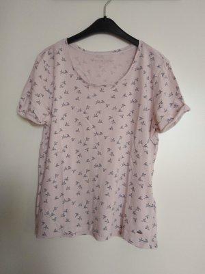 pastellrosa T-Shirt