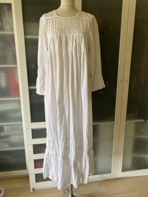 Pasttimes Maxi Kleid mit Spitze Gr M top