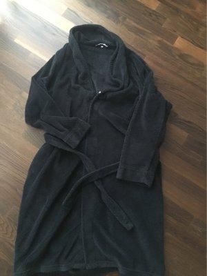 Peignoirs de bain noir polyester