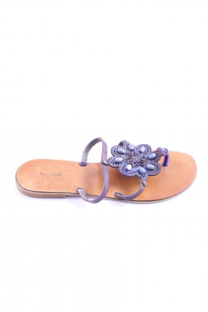 Pat Calvin Dianette Sandals blue casual look