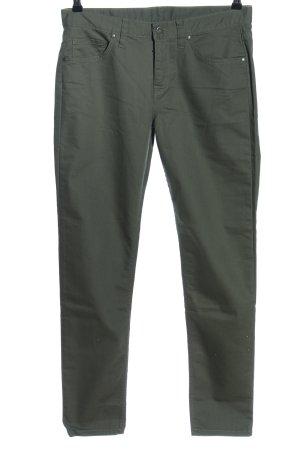Patagonia Spodnie z pięcioma kieszeniami khaki W stylu casual