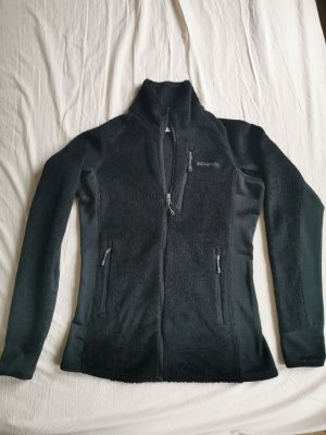 Patagonia Giacca in pile nero