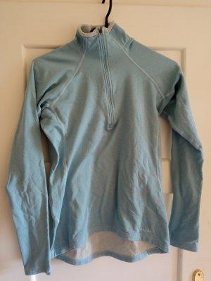 Patagonia Pull polaire bleu azur polyester