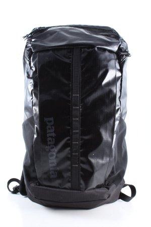 Patagonia Sac à dos pour ordinateur portable noir style décontracté