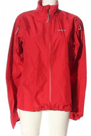 Patagonia Giacca softshell rosso stile casual