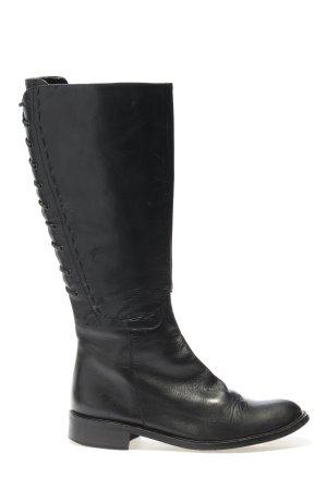 Patapata Jackboots black casual look