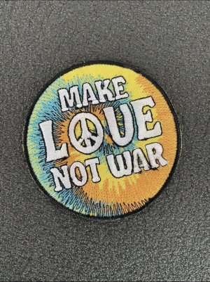 Patch Button Aufnäher Applikation diy Blogger vintage love hippie ethno boho Bohemien