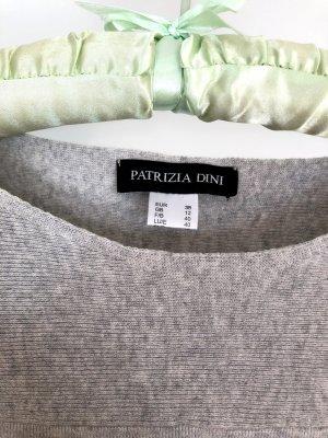 Patricia Dini Pullover in cashmere argento Cotone