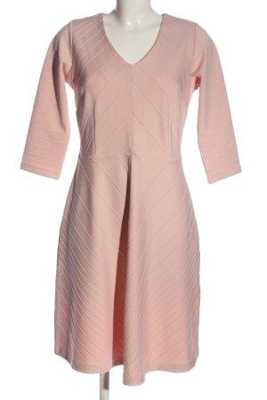 Patricia Dini Langarmkleid pink Casual-Look