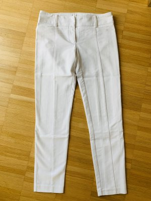 Patricia Pepe pantalón de cintura baja blanco