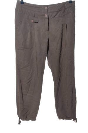 Patrizia Dini Baggy Pants hellgrau Casual-Look