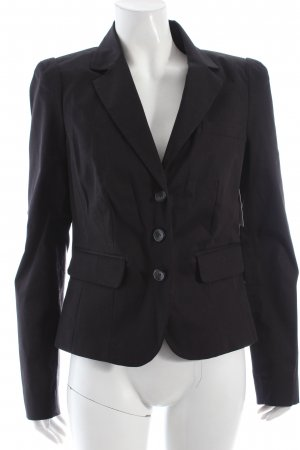 Patrizia Dini Blazer schwarz Business-Look