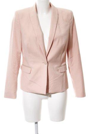 Patrizia Dini Kurz-Blazer pink Business-Look