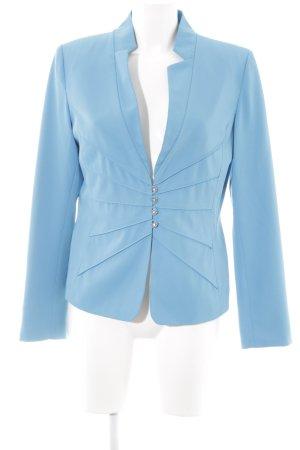 Patrizia Dini Kurz-Blazer neonblau Elegant
