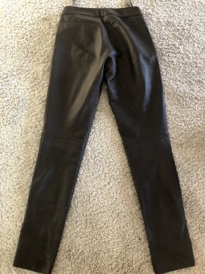 Patrizia Dini Leather Pants size 34 D
