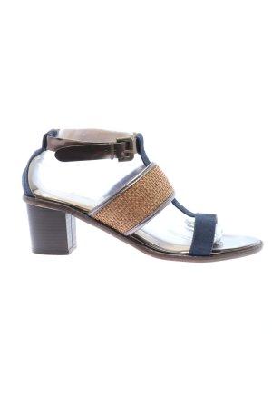 Patrizia Dini Riemchen-Sandaletten mehrfarbig Casual-Look
