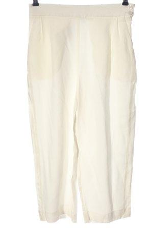 Patrizia Pepe 3/4 Length Trousers white casual look