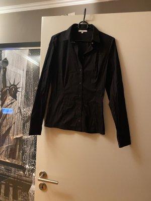 Patrizia Pepe 36 S Bluse Shirt schwarz